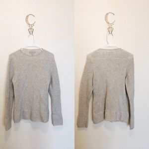 Banana Republic Ottoman Sleeve Sweater Size Medium